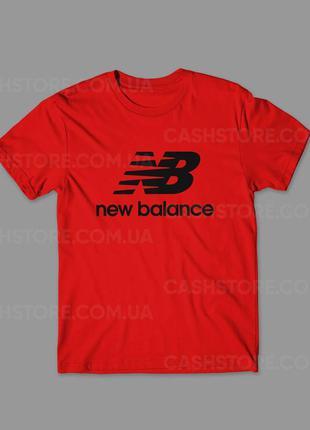 Футболка   New Balance   Нью Беланс   Мужская   Женская