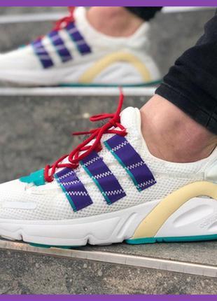 """Мужские кроссовки Adidas Yeezy Boost 600 """"Multicolor"""""""