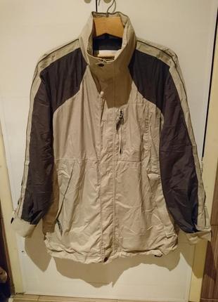 Шикаргая мужская курточка-деми