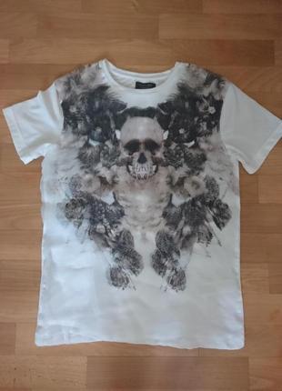 Крутая заровская мужская футболка с 3d рисунком