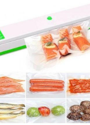 Вакууматор бытовой вакуумный упаковщик Freshpack Pro G-88 для еды