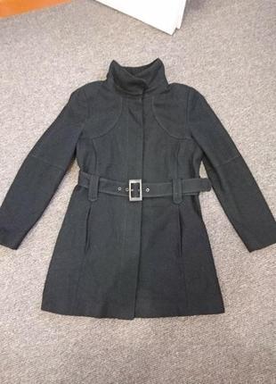 Пальто черное женское