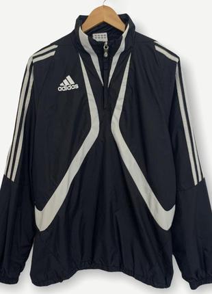 Куртка ветровка анорак adidas оригинал винтаж