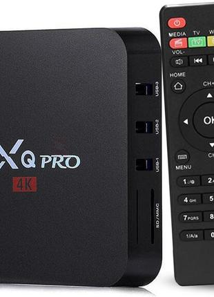 Приставка TV-BOX MX PRO-4k S905W 1GB/8GB Android 5.1 (12625)