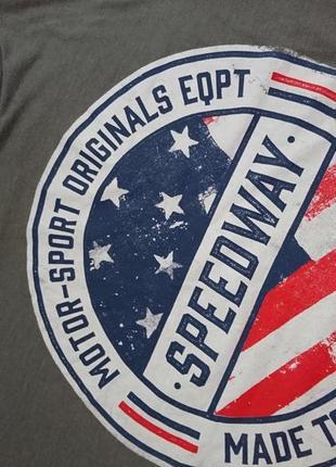 Мужская футболка серая cedarwood state