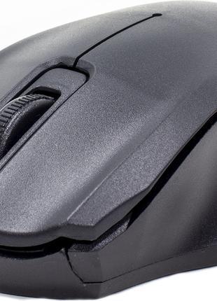 ★ Проводная оптическая мышь Apedra M4 Black USB 3 кнопки dpi 1...