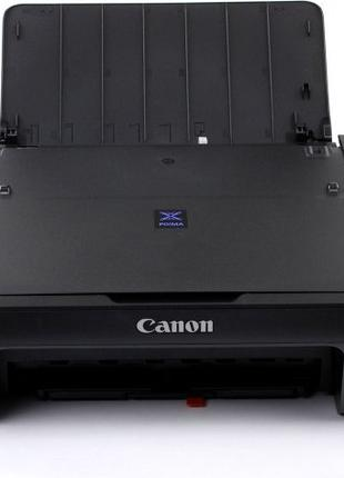 МФУ CANON PIXMA E414 принтер сканер копир струйный для офиса и...