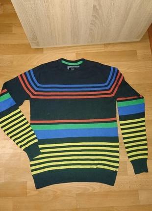 Шикарный мужской свитер cedarwood state