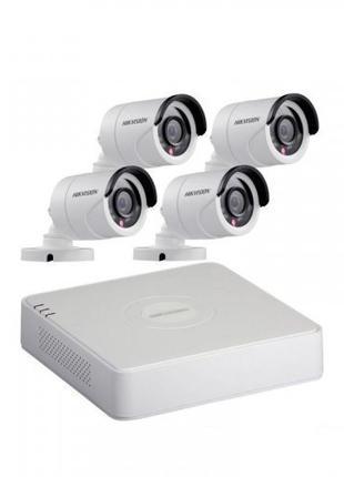 Комплект видеонаблюдения Hikvision 2 Мп
