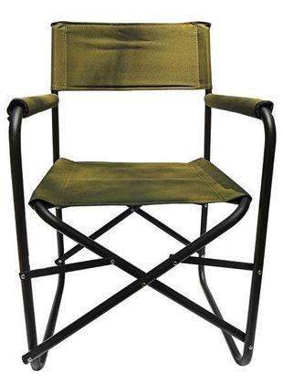 Кресло складное туристическое Режиссерское без полки Time Eco Укр