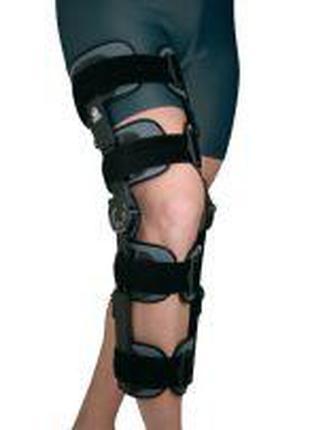 Регулируемый ортез для колена с системой фиксации 94260 Orlima...