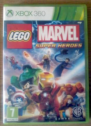 Лицензия LEGO MARVEL super Heroes русский языкМАРВЕЛ Супер Герои