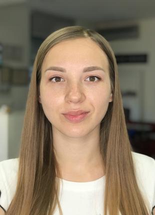 Обучение перманентному макияжу Днепр.