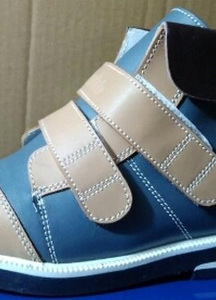 Ботинки ортопедические 03-401 р.19-21