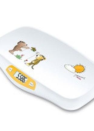 Детские электронные весы BY 80 Beurer,Германия