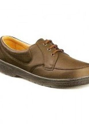 Обувь диабетическая EPUR, модель RUDO