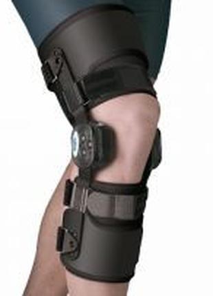Регулируемый ортез для колена с системой фиксации 94231 Orlima...