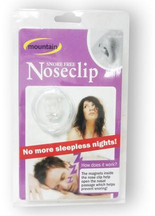 Клипса для носа Nose Clip