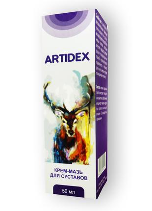 Artidex - Крем-мазь для суставов (Артидекс)