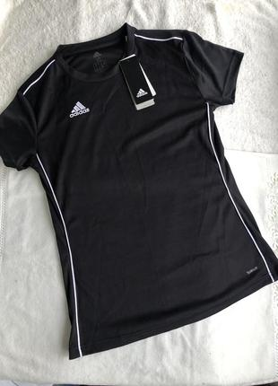 Спортивная футболка черная оригинал