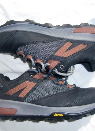 Кросівки merrell gore-tex , vibram megagrip, flexplate, оригінал
