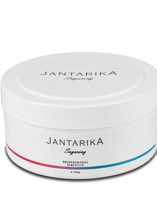 Сахарная паста для шугаринга ЯнтарикА Professional Semisolid (...