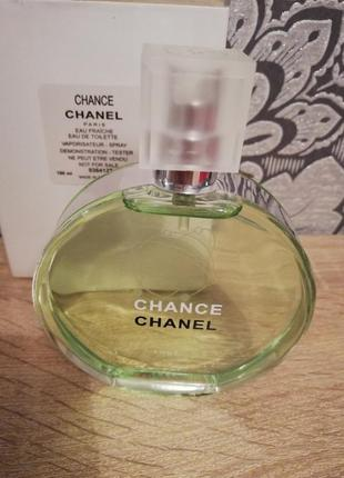 !оригинал!100мл chanel chance eau fraiche парфюмированная вода