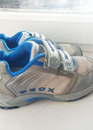 Фирменные кроссовки для мальчика 34 размер