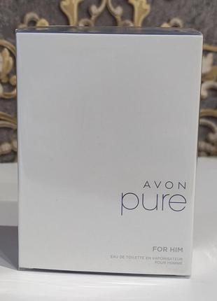 Pure мужской парфюм