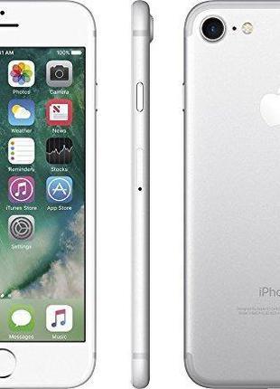 Б/У, Смартфон, Apple, iPhone 7, 128GB, Silver