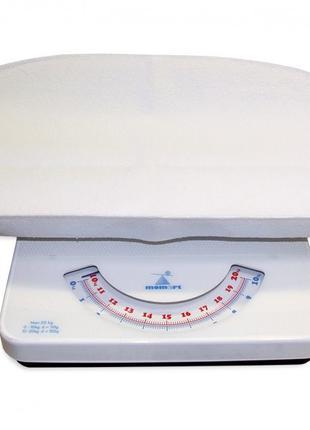 Весы механические для новорожденных Momert 6510