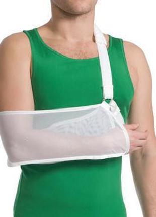 Бандаж для руки поддерживающий с дополнительной фиксацией Med ...