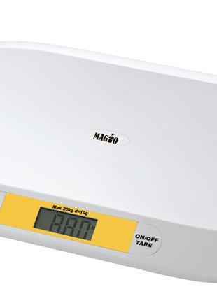 Весы детские для младенцев MAGIO MG-303
