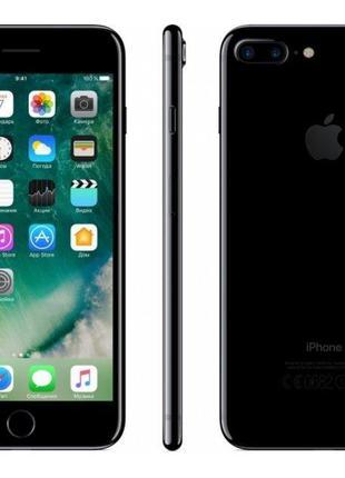 Б/У, Смартфон, Apple, iPhone 7+, 128GB, Jet