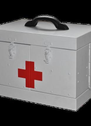 Саквояж Завет алюминиевый для автомобилей скорой помощи