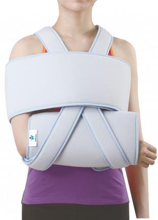 Бандаж фиксирующий при переломе руки и плеча Wellcare 21005