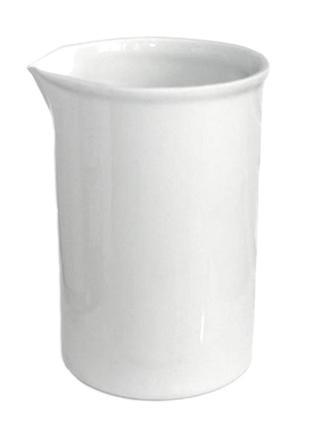 Стакан фарфоровый для тампонов №2 EximLab (500 мл)
