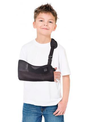 Бандаж детский поддерживающий для руки (косыночная повязка) с ...