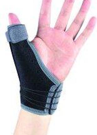 Бандаж (фиксатор) лучезапястного сустава и большого пальца рук...