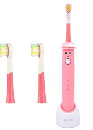 Зубная звуковая щетка OROMED ORO-SONIC KIDS GIRL