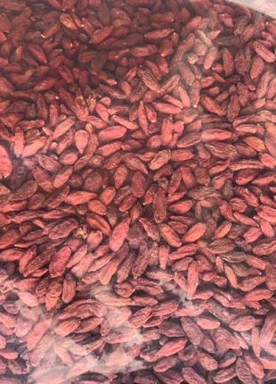 Ягоди годжі (Китай)