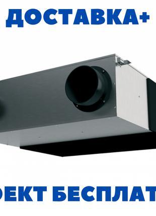 Приточно-вытяжная вентиляционная установка Electrolux EPVS-650...