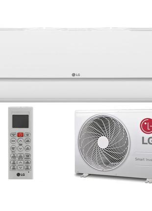 Настенный инверторный кондиционер LG Standart Plus PC24SQ.NSJ/...