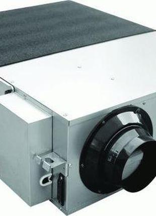 Приточно-вытяжная вентиляционная установка с рекуперацией тепл...