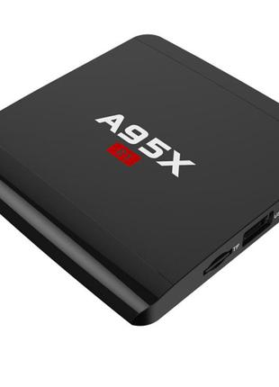 Приставка Android TV NEXBOX A95X 1/8 GB (Amlogic S905)