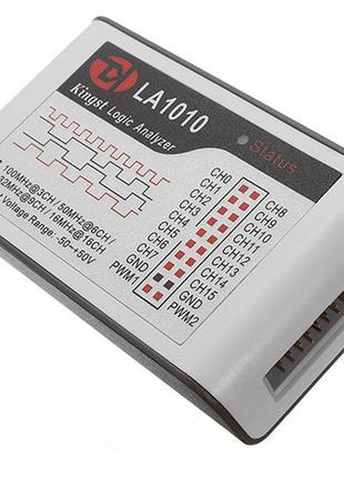 Логический анализатор Kingst LA1010 100МГц 16 входов