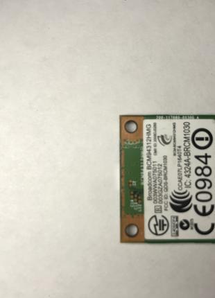 Wi-Fi модуль для ноутбука Broadcom BCM94312HMG