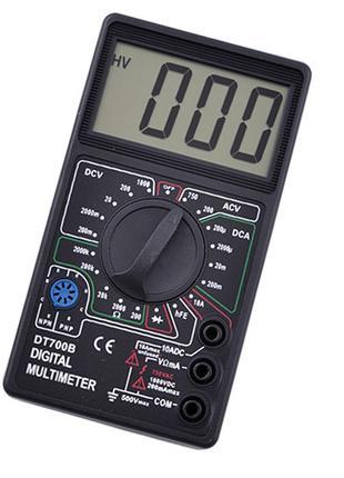 Цифровой мультиметр DT-700B с большим экраном