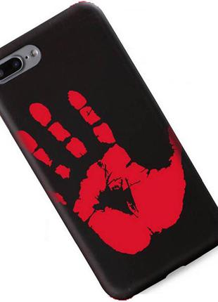 Термочувствительный чехол Ranipo для смартфона Черный
