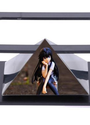 Голографическая пирамида для телефона 3D
